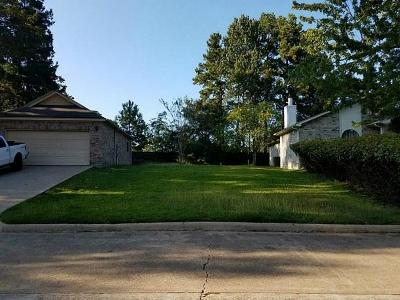 Conroe, Houston, Montgomery, Pearland, Spring, The Woodlands, Willis Residential Lots & Land For Sale: 11606 Alcott Drive