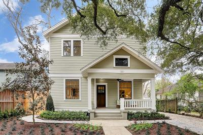 Houston Single Family Home For Sale: 1446 Rutland Street