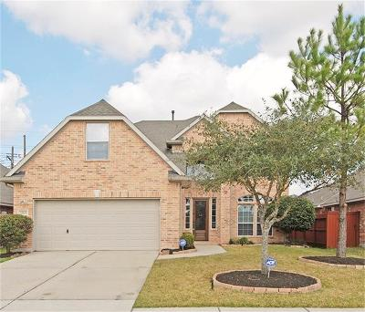 Pearland Single Family Home For Sale: 12513 Cobble Springs Drive