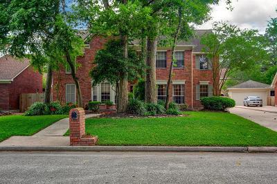 Kingwood Single Family Home For Sale: 4230 Broadleaf Street
