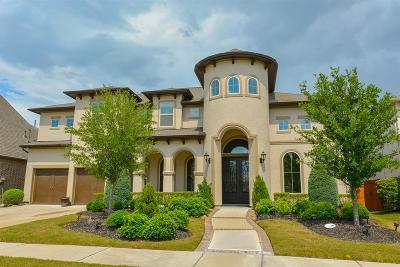 Richmond Single Family Home For Sale: 10719 Stone Isle Court