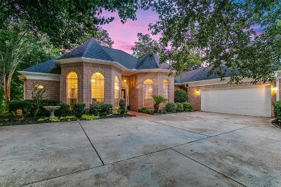 Fulshear Single Family Home For Sale: 4502 Whickham Drive