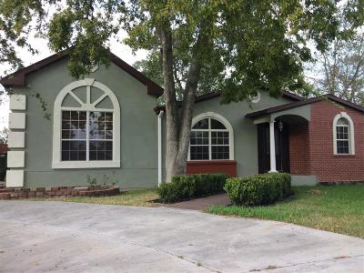 Houston TX Single Family Home For Sale: $220