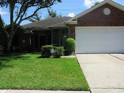 Katy Single Family Home For Sale: 5170 Weiman Drive