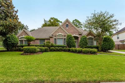 Humble Single Family Home For Sale: 18718 Chestnut Crest Drive