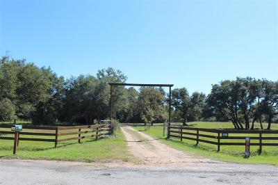 Farm & Ranch For Sale: 1750 Oakridge Road