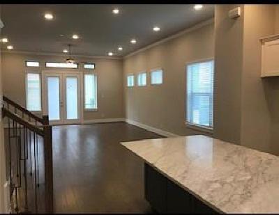 Harris County Condo/Townhouse For Sale: 5828 E Post Oak Lane