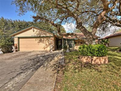 San Antonio Single Family Home For Sale: 4419 Briardale Street