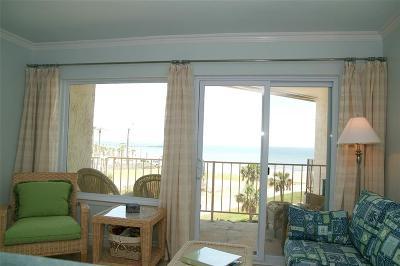 Galveston Condo/Townhouse For Sale: 9520 Seawall Blvd #314