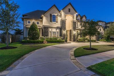 Katy Single Family Home For Sale: 10606 Pebblecreek Crossing Crossing