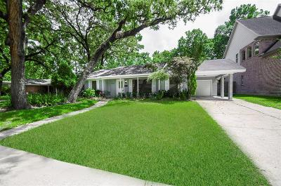 Houston Single Family Home For Sale: 12815 Tosca Lane