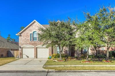 Humble Single Family Home For Sale: 18410 S Roaring River Court S