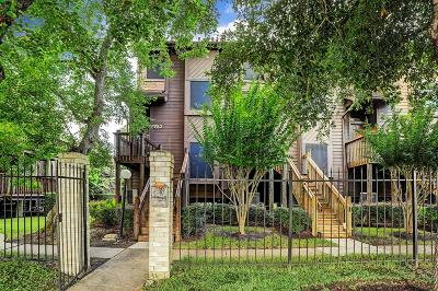 League City Condo/Townhouse For Sale: 733 Davis Road