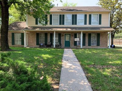 Memorial Single Family Home For Sale: 13935 Barryknoll Lane