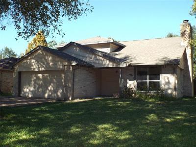 Houston Single Family Home For Sale: 17918 Lake Manor Drive