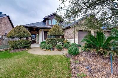 Fulshear Single Family Home For Sale: 6114 Harmony Park Lane