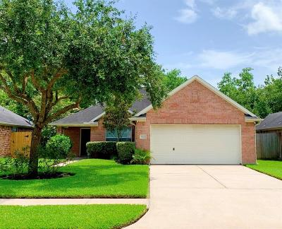Alvin Single Family Home For Sale: 5421 Morgan Oak Drive