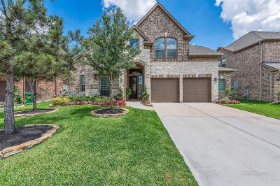 Katy Single Family Home For Sale: 27122 Faded Trails Street