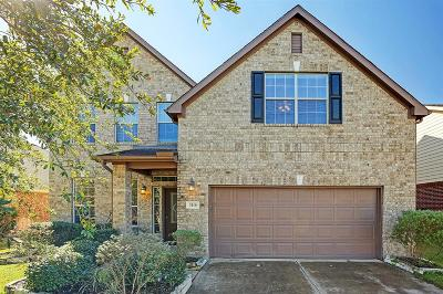Pearland Single Family Home For Sale: 3110 Avory Ridge Lane