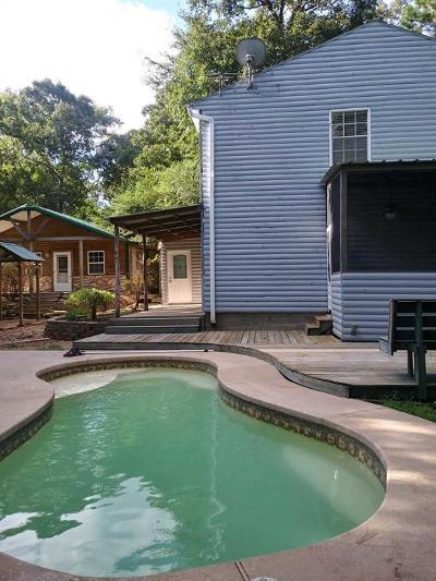 Magnolia Single Family Home For Sale: 130 Ridgewood Drive