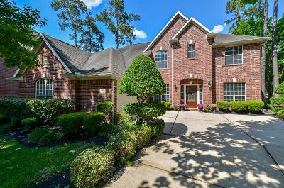 Cypress Single Family Home For Sale: 14302 Corktree Knolls