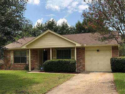 Houston Single Family Home For Sale: 7511 Kite Hill Drive