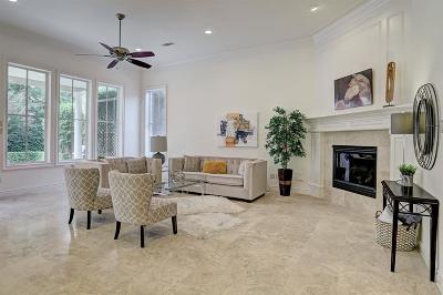 Houston TX Single Family Home For Sale: $1,375,000