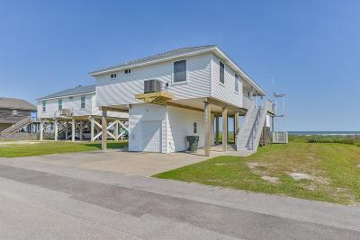 Galveston Single Family Home For Sale: 22321 Kennedy Drive