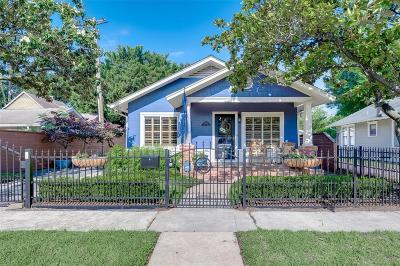 Houston Single Family Home For Sale: 4205 Watson Street