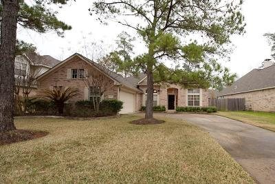 Cypress Single Family Home For Sale: 14318 Corktree Knolls