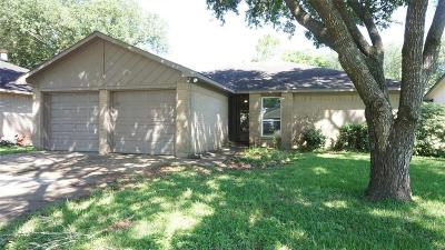 League City Single Family Home For Sale: 2932 Ocean Way