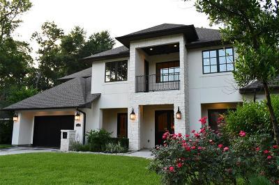 Houston Single Family Home For Sale: 7206 Tickner Street