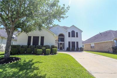 Manvel Single Family Home For Sale: 48 Atascadero Drive