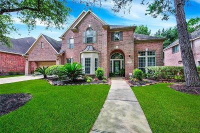 Cypress Single Family Home For Sale: 15415 Stable Oak Drive