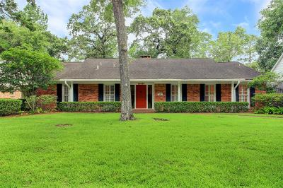 Houston Single Family Home For Sale: 13035 Taylorcrest Road