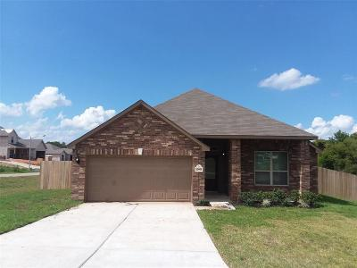 Conroe Single Family Home For Sale: 12950 Howard Circle
