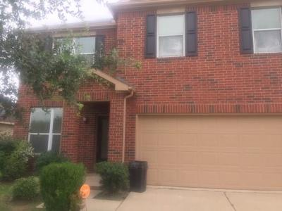 Fort Bend County Single Family Home For Sale: 4603 Monarch Blue Lane