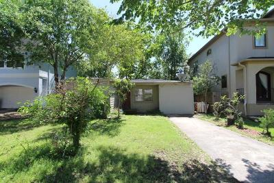 Bellaire Single Family Home For Sale: 4315 Jim West Street