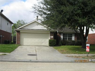 Houston Single Family Home For Sale: 9943 Northwest Park Place Dr Drive