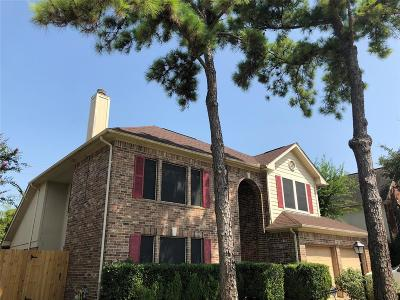 Houston Single Family Home For Sale: 10806 Perigrine Drive