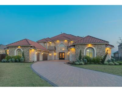 Cypress Single Family Home For Sale: 18442 Driftwood Shores Court