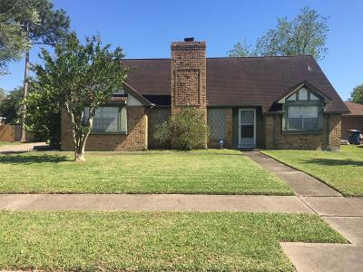 Alvin Single Family Home For Sale: 2113 Ryan Drive