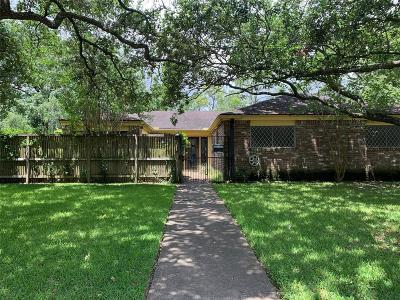 Houston Single Family Home For Sale: 5102 Darnell Street