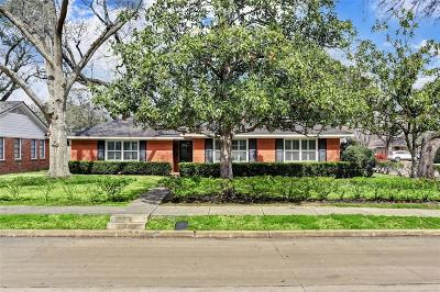Houston Single Family Home For Sale: 3702 Murworth Drive