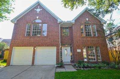 Katy Single Family Home For Sale: 24323 Schivener House Lane