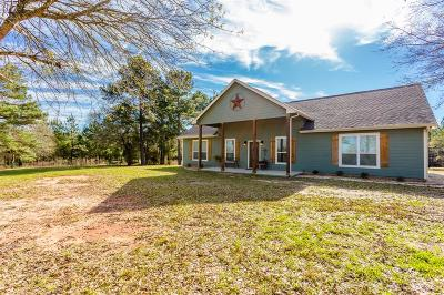 Montgomery Single Family Home For Sale: 27701 Denn Road