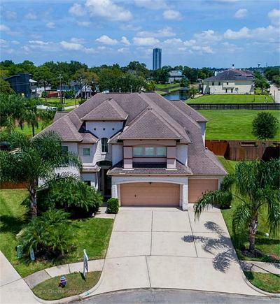 League City Single Family Home For Sale: 315 Holly Branch Lane
