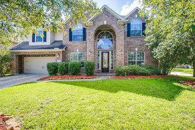 Summerwood Single Family Home For Sale: 13902 Tallheath Court