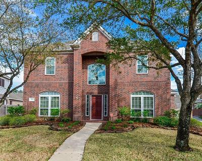 Tomball Single Family Home For Sale: 17114 Flower Mist Court