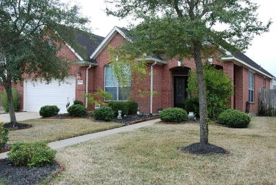 Katy TX Single Family Home For Sale: $339,900